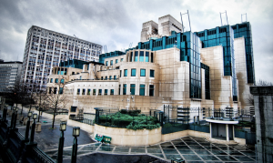 MI6 office pol